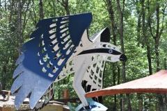 Giant osprey.