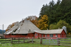 Round barn.
