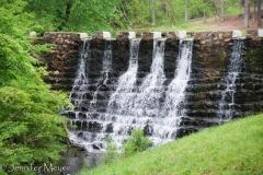 Old dam.