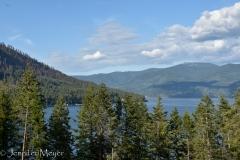 It's a huge lake in Idaho.