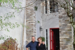 Sherry and David just moved to Clackamas (outside of Portland) from Mill Valley.