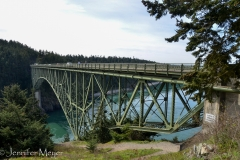 Desolation Bridge is rather famous.