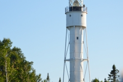 Island lighthouse.