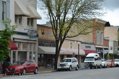 Downtown Durango is very quaint.