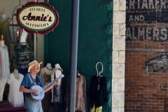 Banjo-picking hillbilly.