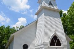 Sweet church.