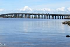 Bridge near Panama City.