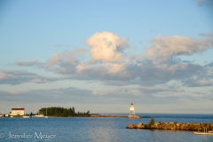 Grand Marai in on the shore of Lake Superior.