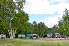 Robert's Landing RV Park near Chippewa.