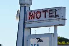 This motel is one of the oldies.