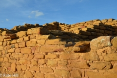 This structure was part of a large mesa-top farming community.