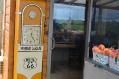 Funny to see Route 66 pump in Canada.