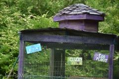 Chicken house.