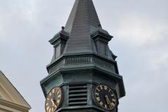 Town clock.
