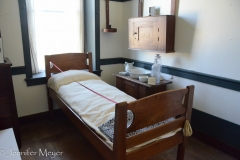 Infirmary room.