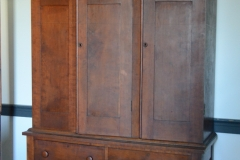 Typical Shaker furniture.