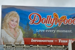 I love Dolly, but we'll skip the amusement park.