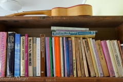 And many of the books.