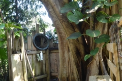 We absolutely loved this great outdoor shower.