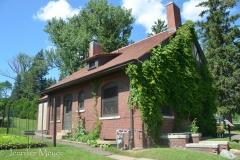 Gardener's house.