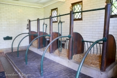 Beautiful accomodations for horses.