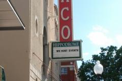 Old Waco theater.