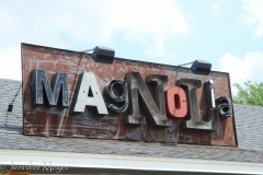 Magnolia store sign.