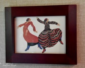Dancing Women by Carol Grigg.
